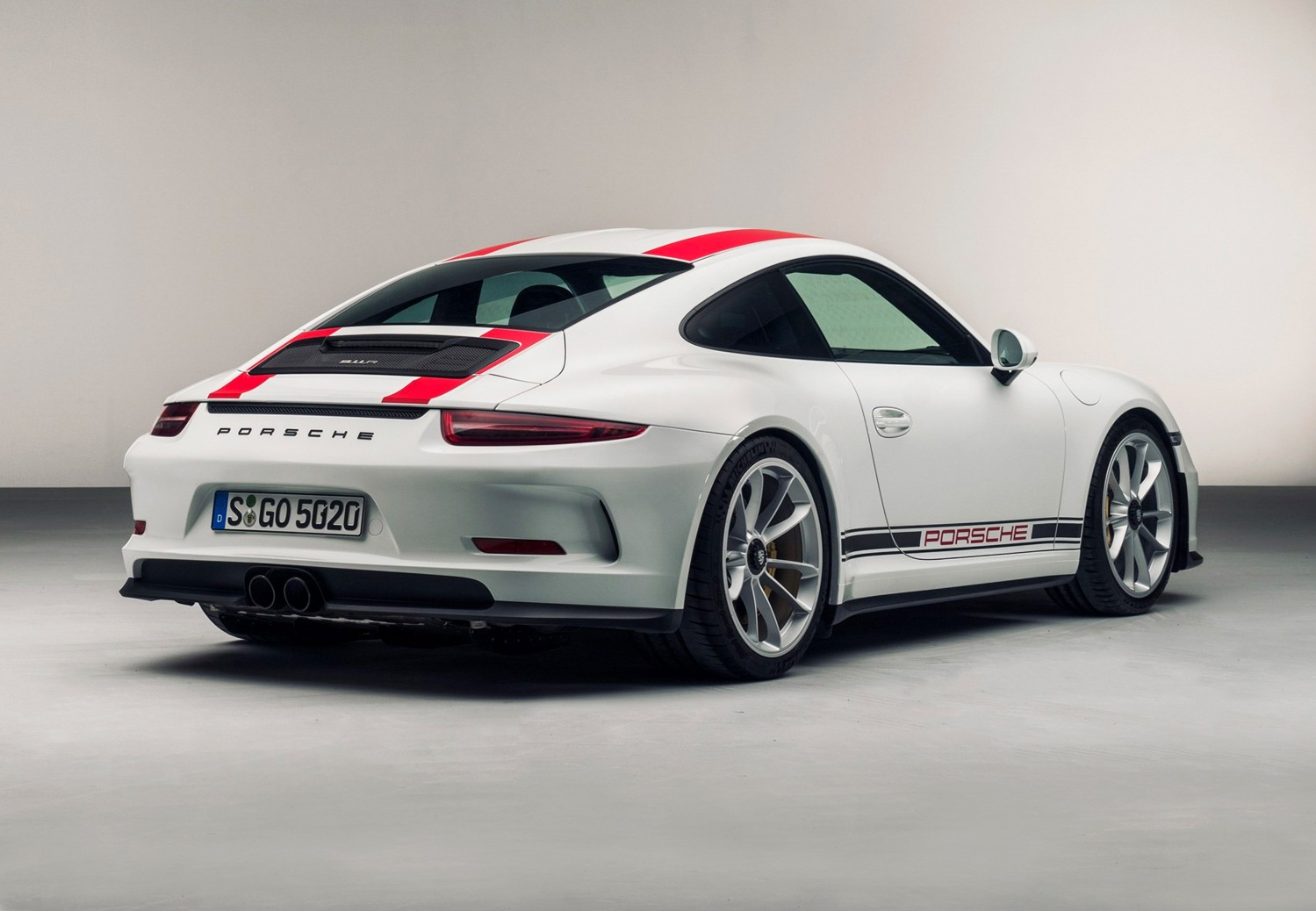 Manuele Porsche 911R