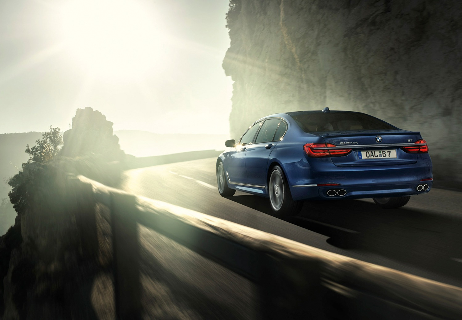 Alpina B7 sneller dan de BMW M4