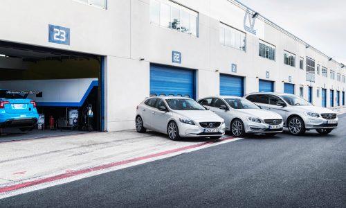 Volvo introduceert Polestar Performance Parts