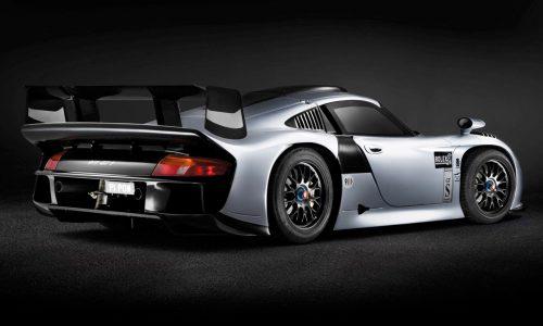 Straatlegale Porsche 911 GT1 onder de hamer