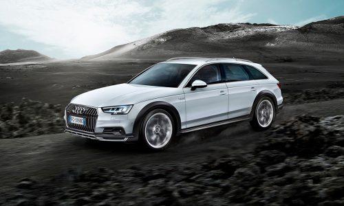 Nieuwe Audi A4 Allroad Quattro