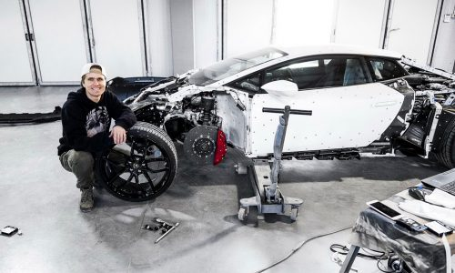 Jon Olsson Verbouwd Lamborghini Huracán