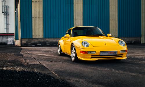 Rijtest: Porsche 993 RS