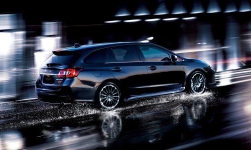 Subaru komt met Levorg STI