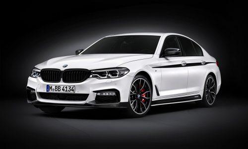 BMW 5-serie nu ook als M Performance