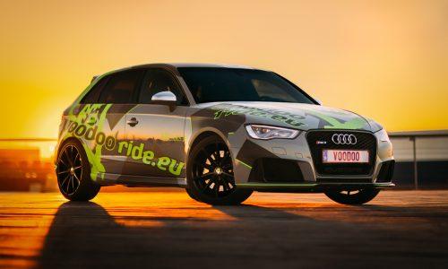 Rijtest: Voodoo Ride Audi RS3 8V