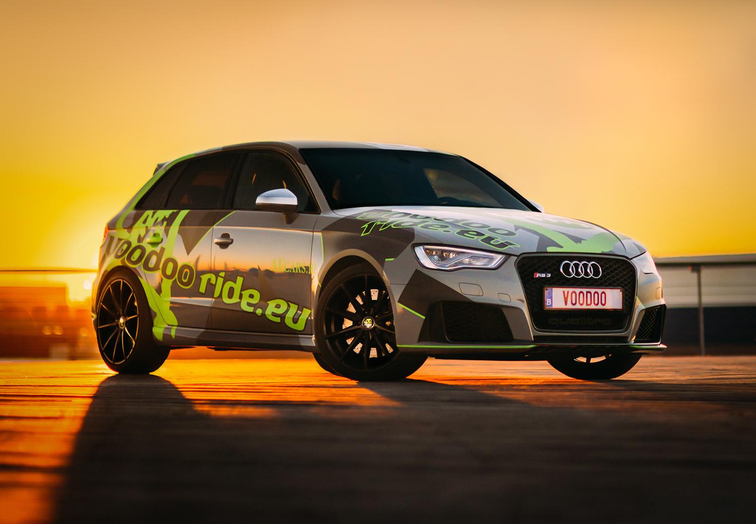 Rijtest: Voodoo Ride Audi RS3