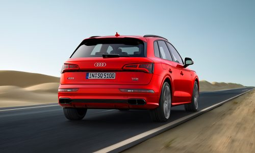 Nieuwe Audi SQ5 3.0 TFSI