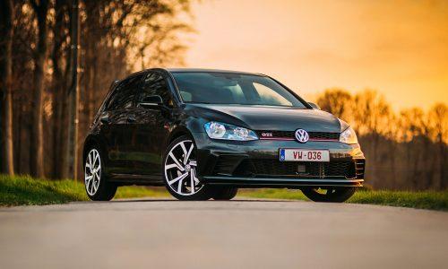 Rijtest: VW Golf GTI Clubsport