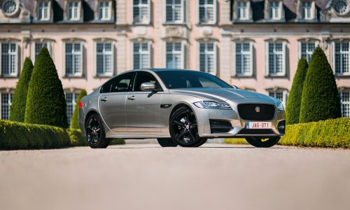 Rijtest: Jaguar XF R-Sport