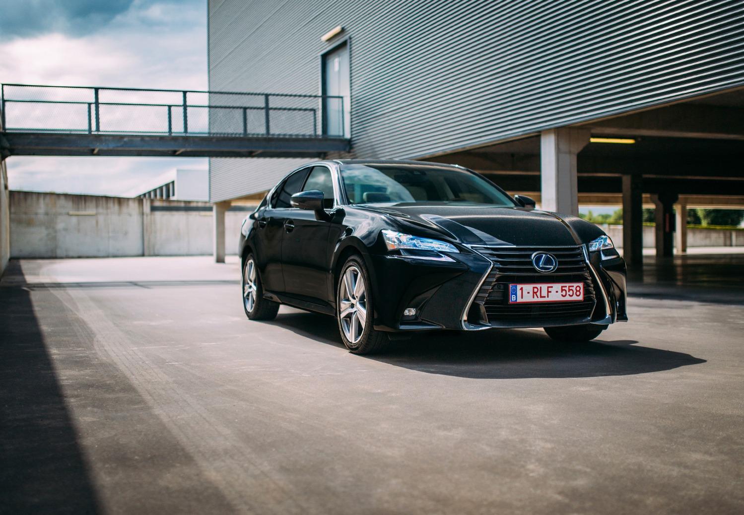 Rijtest: Lexus GS 450h