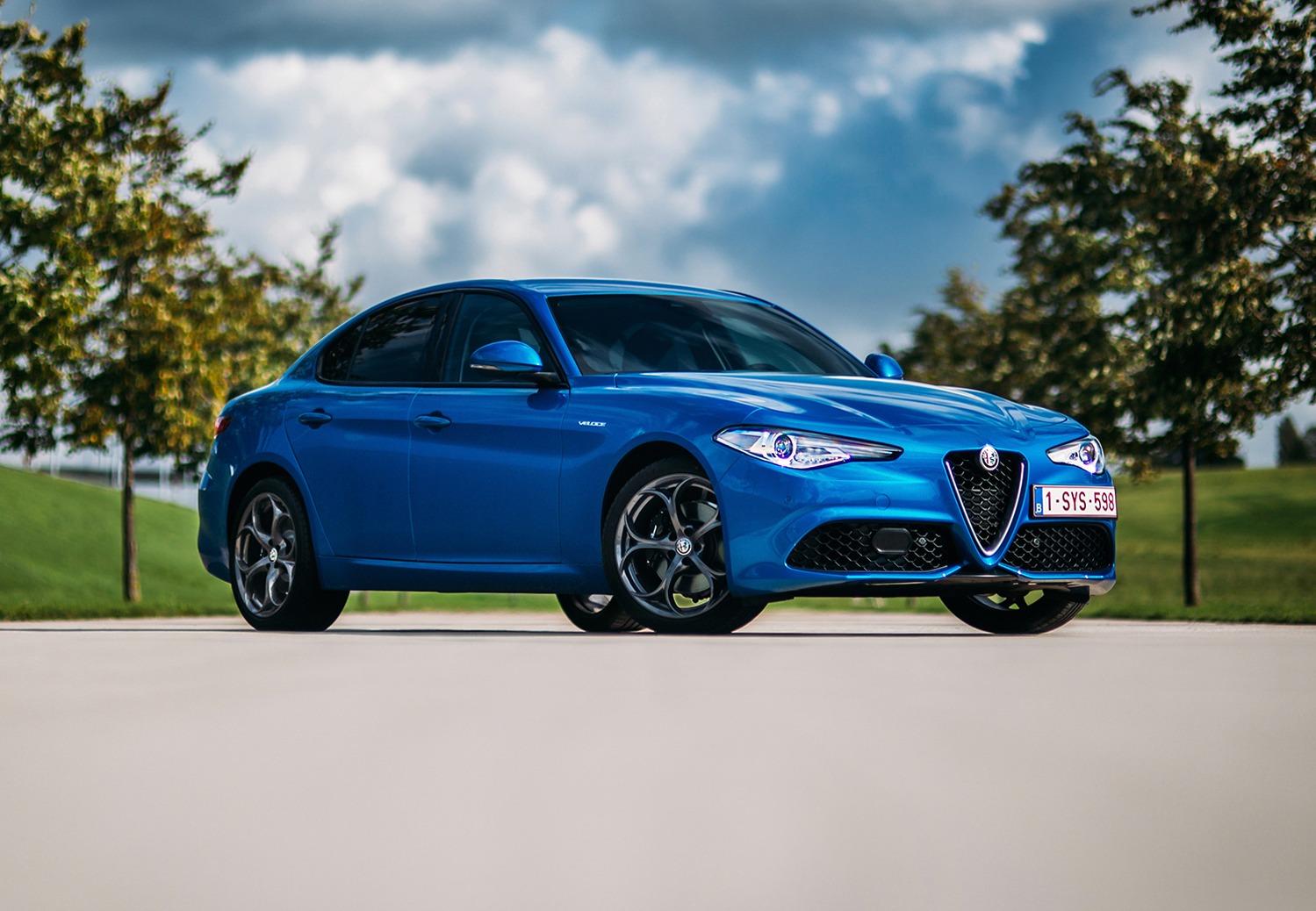 Rijtest: Alfa Romeo Giulia Veloce