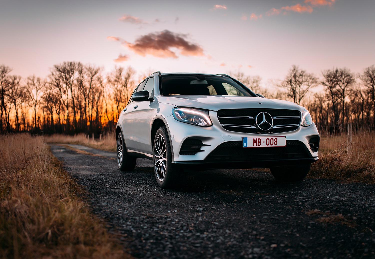 Rijtest: Mercedes GLC 250d