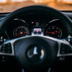 GLC 250d steering wheel