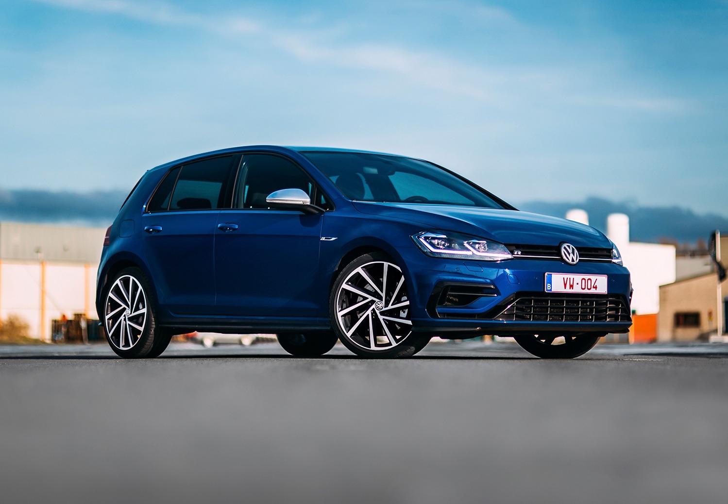 Rijtest: Volkswagen Golf 7.5 R Performance