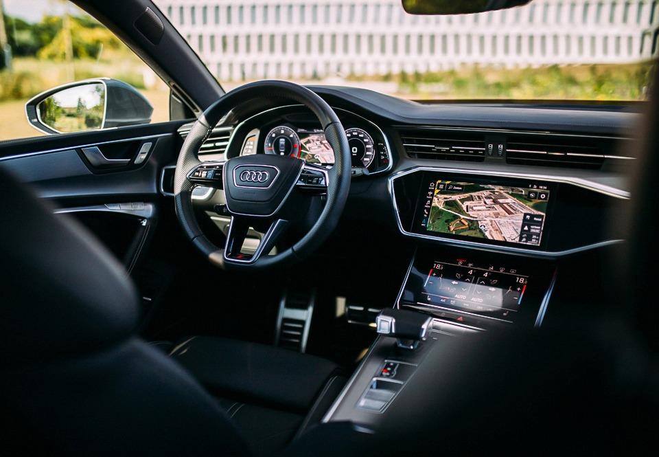 Audi A7 Sportback 2018 interior