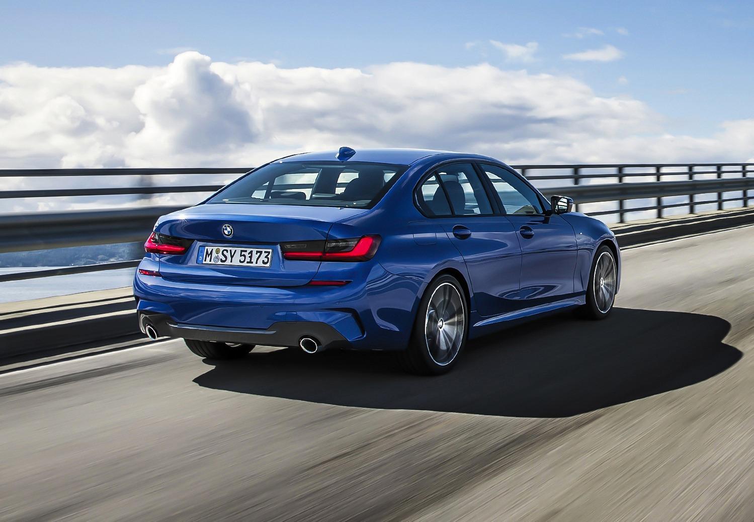 Nieuwe BMW 3 Serie (2020)