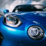 Alpine A110 light