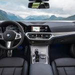 BMW 3 Serie 2019 interior