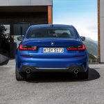 BMW 3 Serie 2019 rear
