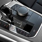 BMW 3 Serie 2019 shifter
