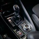 BMW X2 shifter