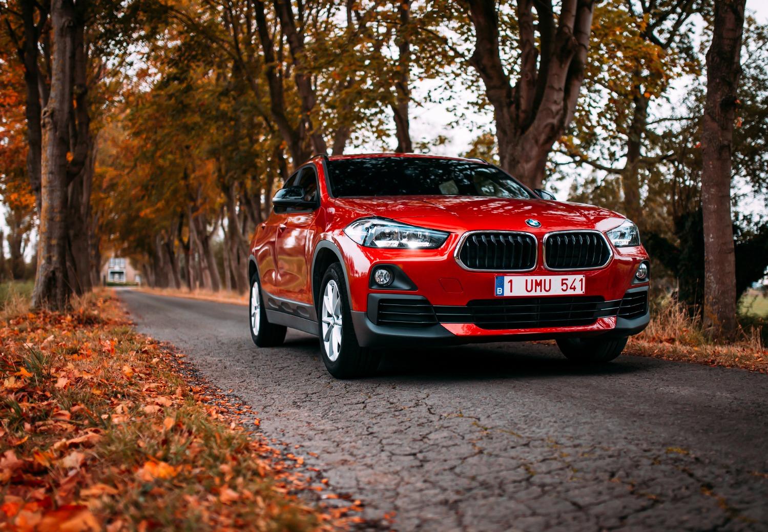 Rijtest: BMW X2