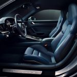Porsche 911 Carrera 4S 2019 seats