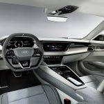 Audi e-tron GT concept 2018 interieur