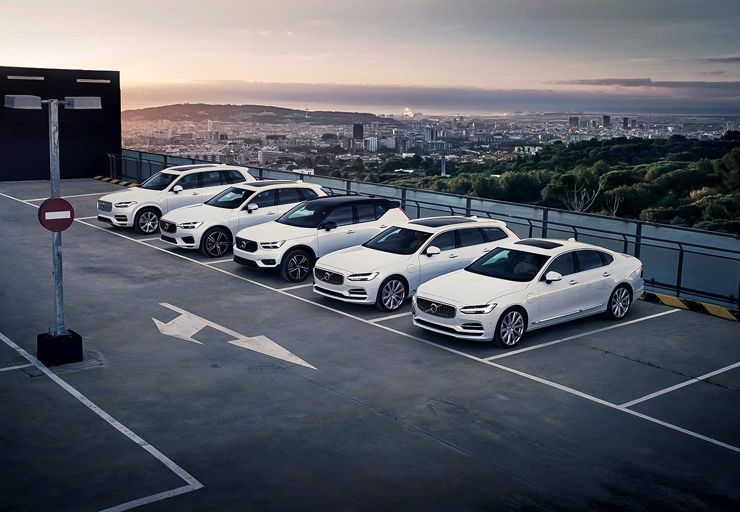 Volvo vestigt nieuw wereldwijd verkooprecord