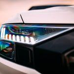 Audi Q8 2018 licht