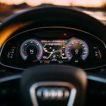 Audi Q8 2018 stuur