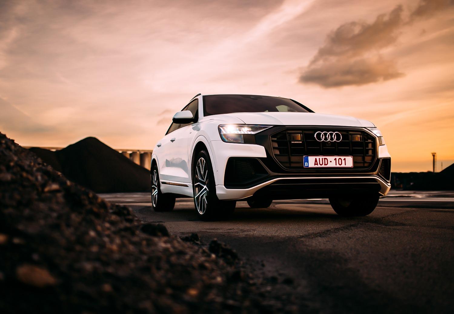Rijtest: Audi Q8 50 TDI (2019)
