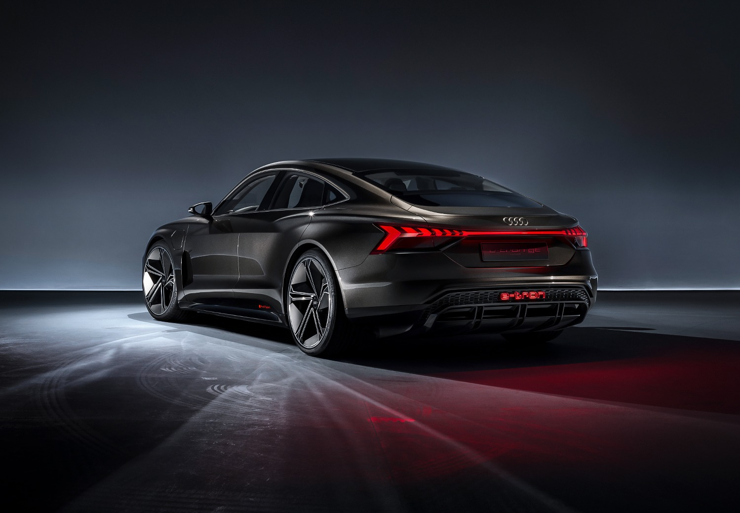 Audi e-tron GT concept (2020)