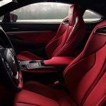 Lexus RC F Track Edition 2020 stoelen