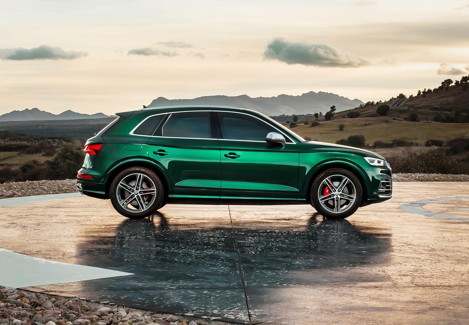 Audi SQ5 als TDI
