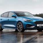 Ford Focus ST 2019 voorkant