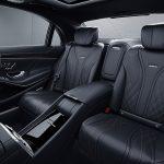 Mercedes-AMG S 65 seats