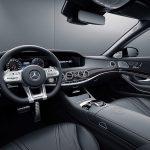 Mercedes-AMG S 65 steering