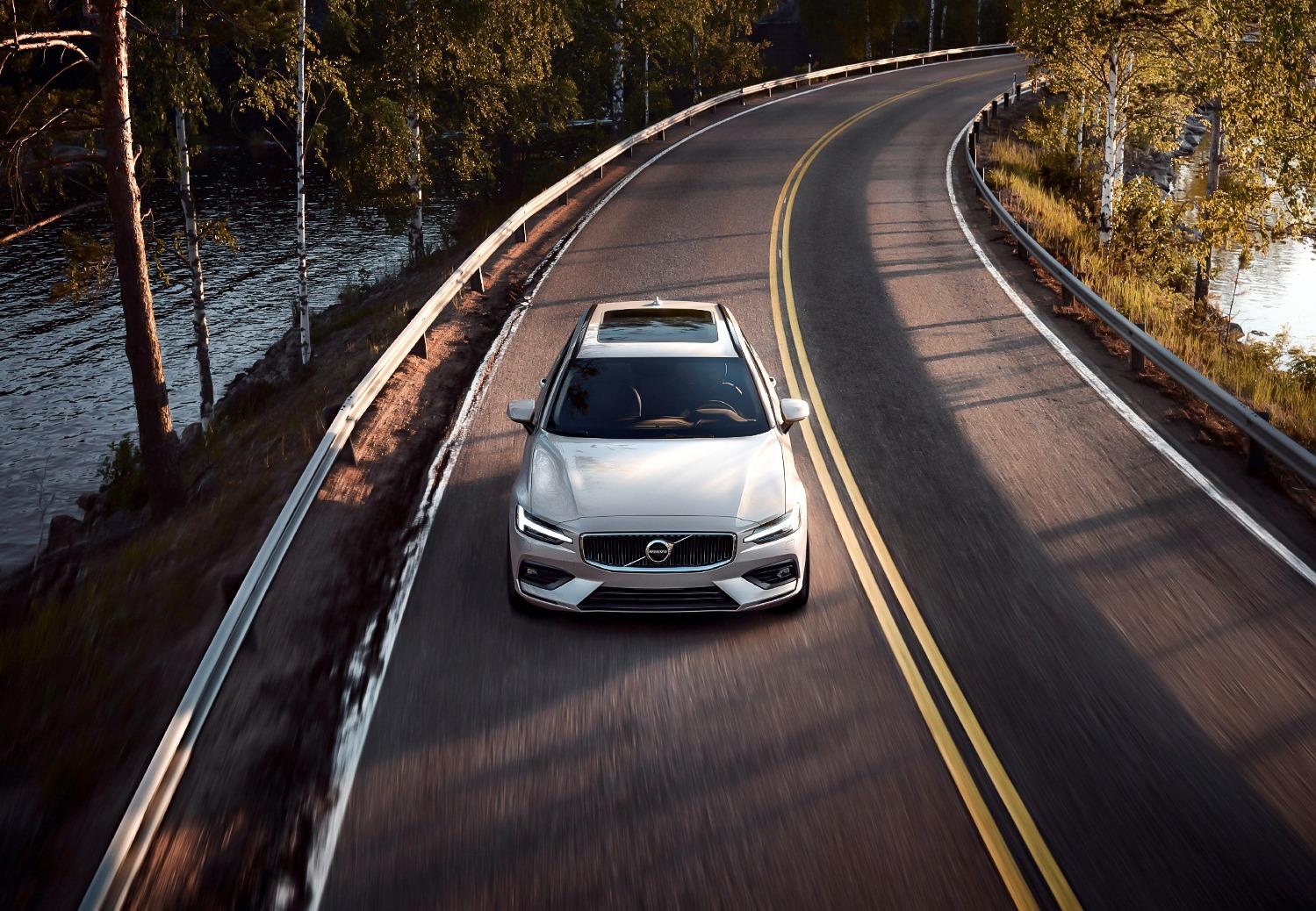 Volvo beperkt topsnelheid