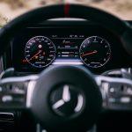 Mercedes-AMG G 63 steering