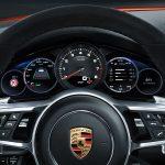 Porsche Cayenne Coupé stuur