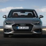 Audi A4 Sedan 2019 front