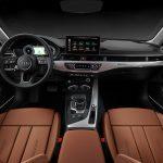 Audi A4 Sedan 2019 interior
