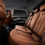Audi A4 Sedan 2019 seats