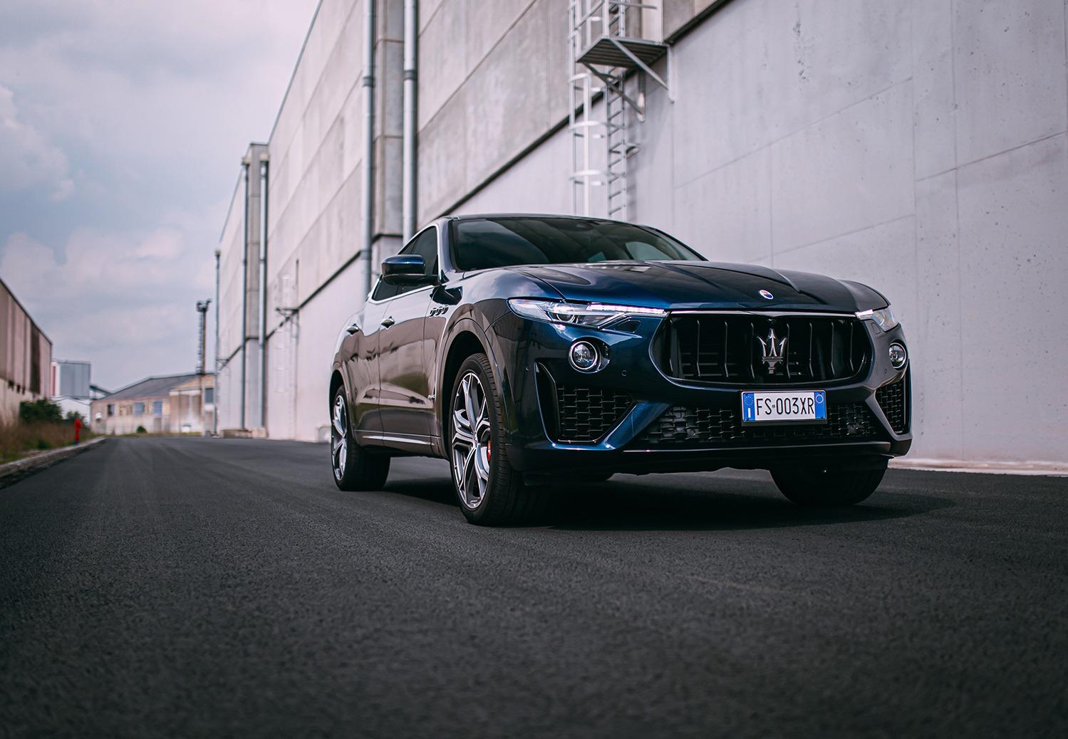 Rijtest: Maserati Levante S Gransport