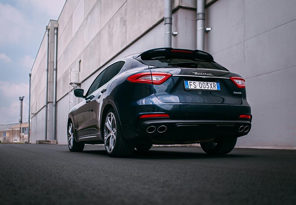 Maserati-Levante-S-achterkant