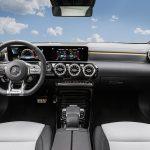 Mercedes-AMG CLA 35 SB interieur