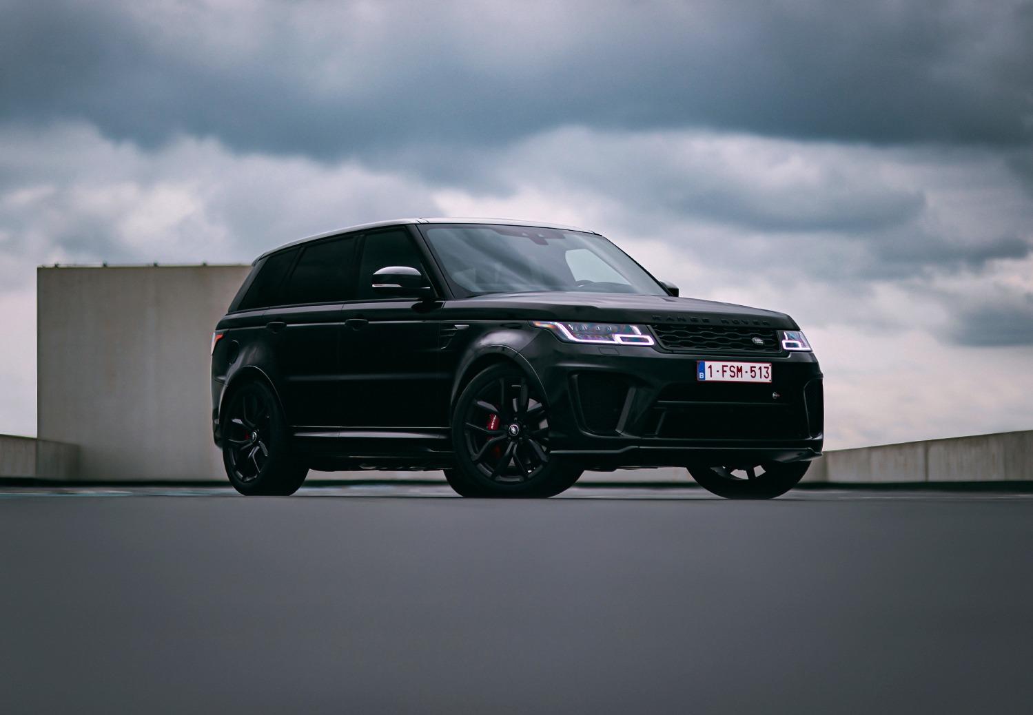 Rijtest: Range Rover Sport SVR (2019)