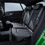 Audi RS Q8 2020 zetels